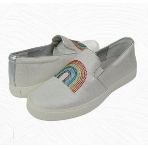 Katy Perry Shoes The Canvas Rainbow Women's Size 5